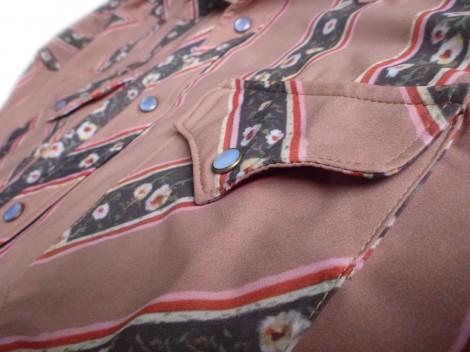 Breast pocket detail