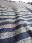 Blue Merino fabric
