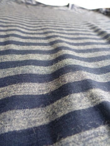 Blue Merino fabric